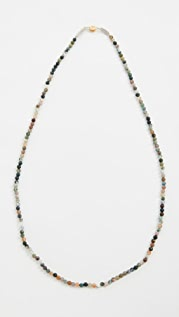 Madewell Beaded Chain Necklace