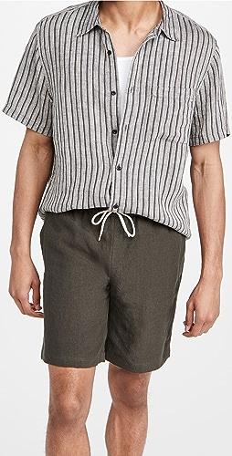 Madewell - Short Sleeve Perfect Shirt