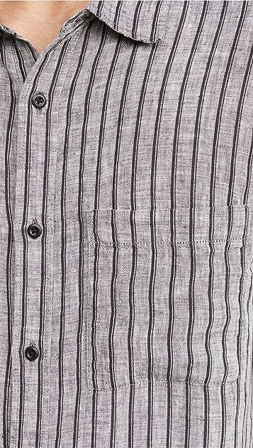 Madewell Short Sleeve Perfect Shirt