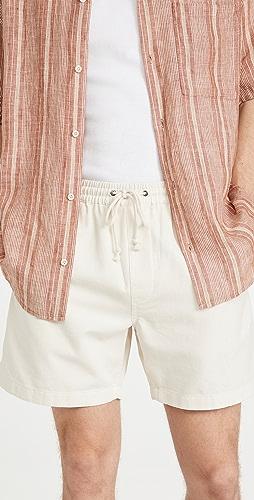 Madewell - Cotton Everywear Shorts