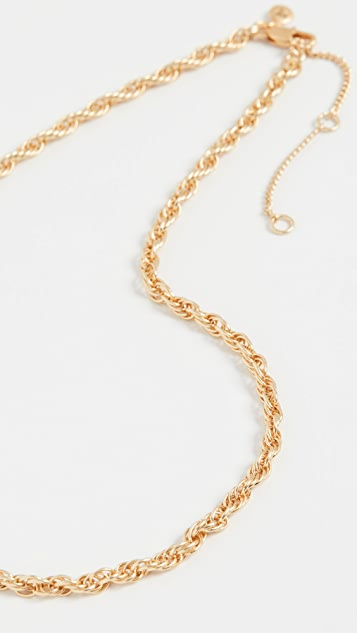 Madewell French Rope Chain Necklace
