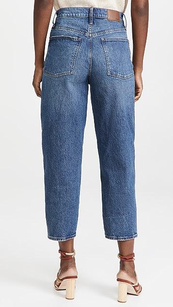 Madewell Balloon Jeans