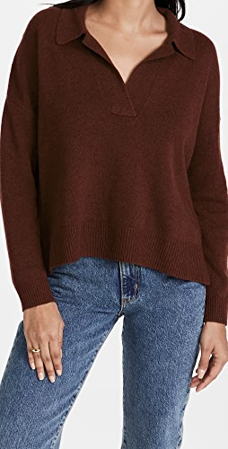 Madewell - Polo Henley Pullover