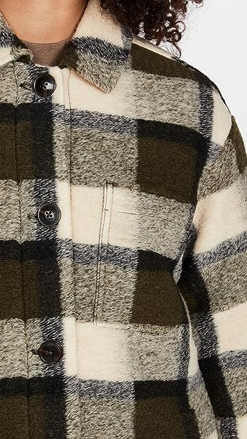 Madewell Autumn Shirt Jacket