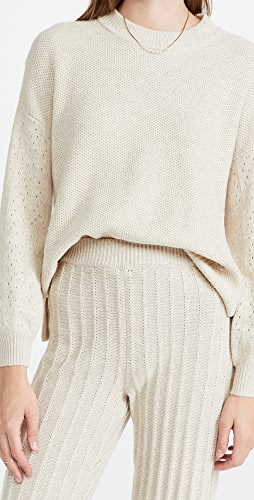 Madewell - Mclean Pullover Sweater