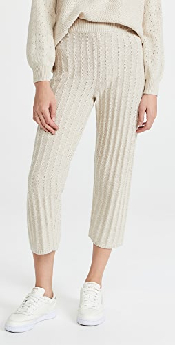 Madewell - Hawthorne Mixed Stitch Pants