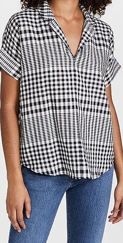 Madewell - Giselle Check Shirt