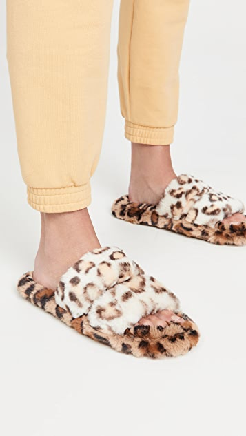 Madewell Sally 2 Strap Slippers