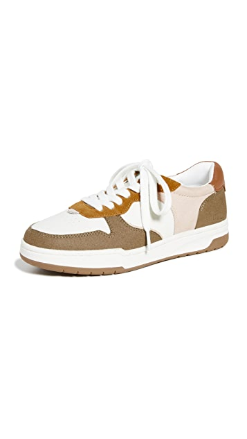 Madewell Court Sneakers