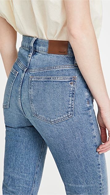 Madewell The Perfect Vintage Jeans