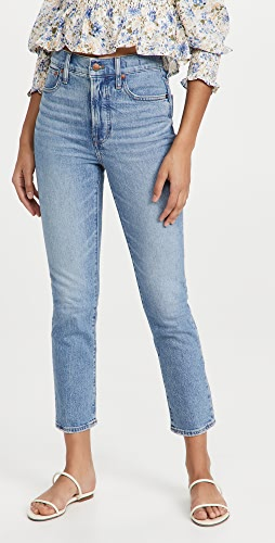 Madewell - Perfect Vintage Jeans