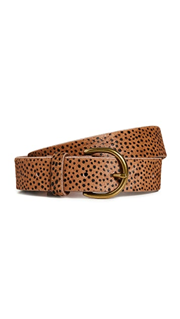 Madewell Med Perfect Leather Belt