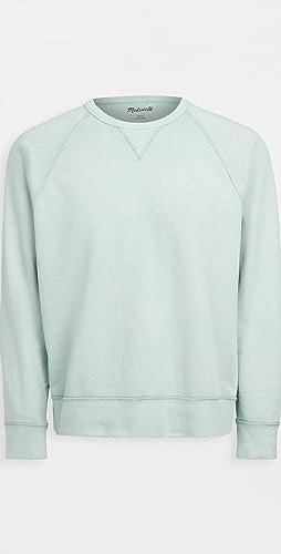 Madewell - Dye Crewneck Sweatshirt