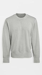 Madewell Boxy Crewneck Sweatshirt