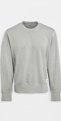 Madewell - Boxy Crewneck Sweatshirt
