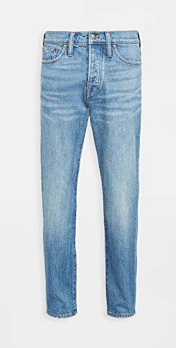 Madewell - Tapered Crop Jeans
