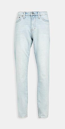 Madewell - Athletic Slim Jeans In Keasler