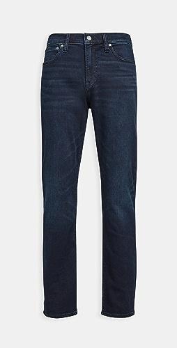 Madewell - Slim Jeans In Blue Black
