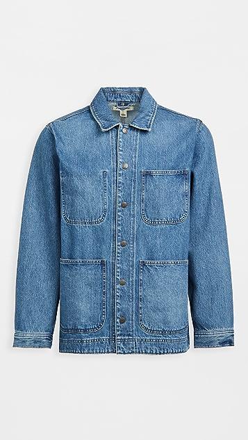 Madewell Denim Chore Coat