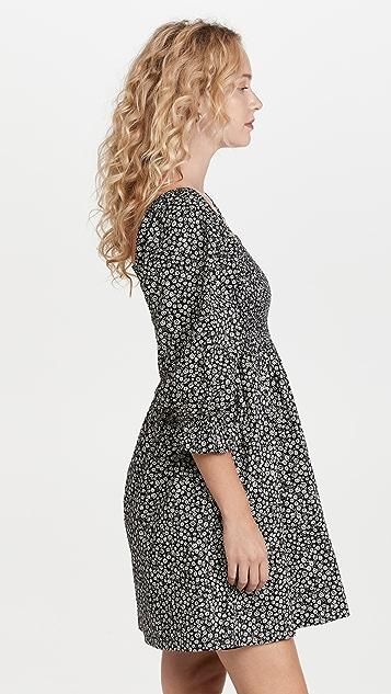 Madewell Retro Mini Dress