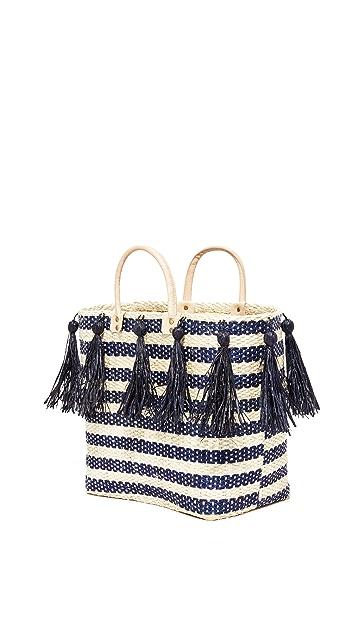 MarYSol Объемная сумка с короткими ручками Sahara
