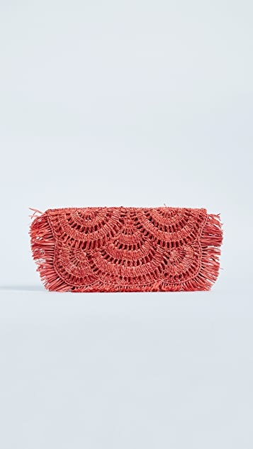 Mar Y Sol Giselle Clutch