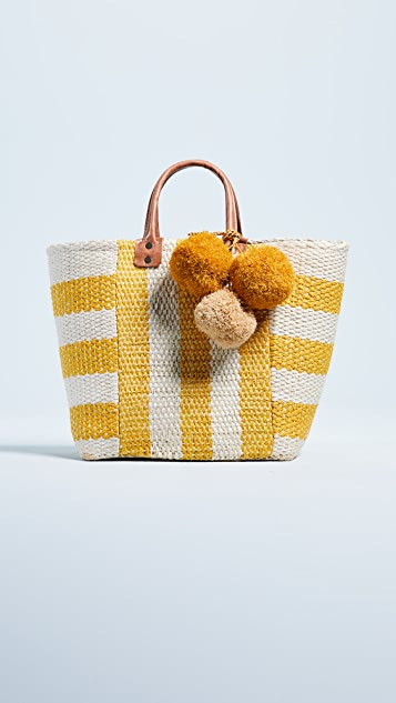 Mar Y Sol Collins Tote - Sunflower
