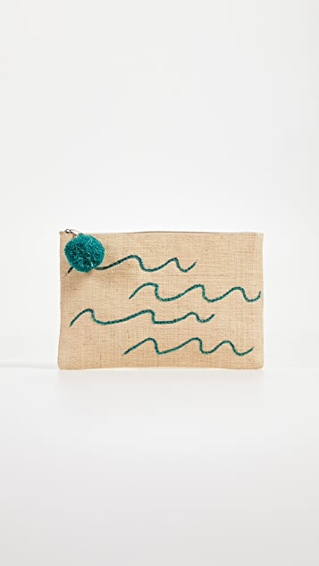 Mar Y Sol June Pouch