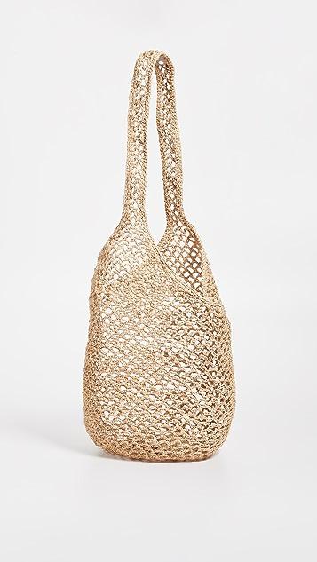 MarYSol Объемная сумка с короткими ручками Polanca