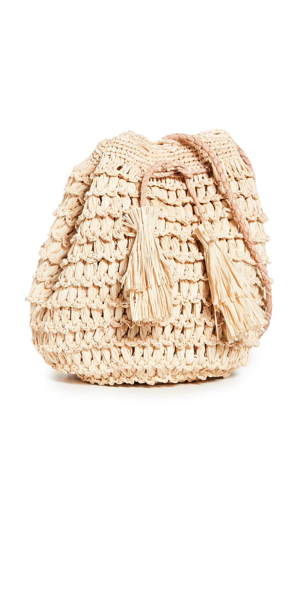 Olympia Bucket Bag