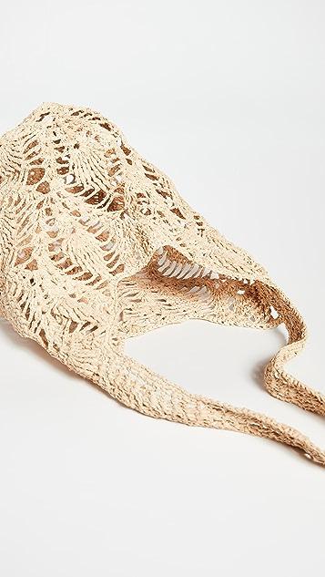 Mar Y Sol Flora 手提袋