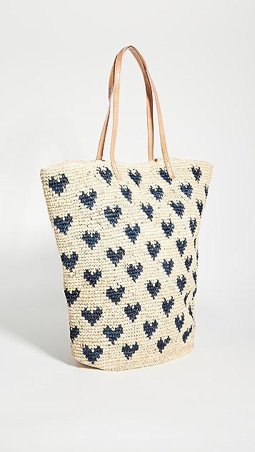 Mar Y Sol Amelie 手提袋