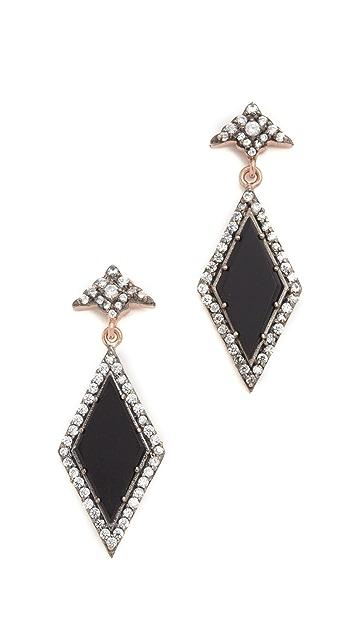 Maha Lozi Zen Earrings
