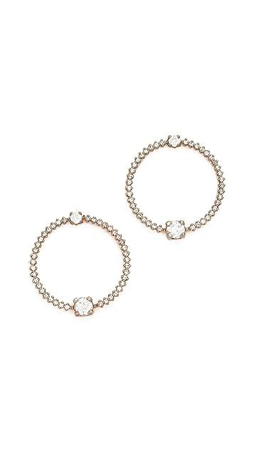 Maha Lozi Oh! Earrings