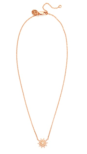 Maha Lozi Mini Star Necklace