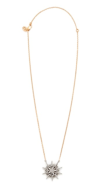 Maha Lozi Star Necklace