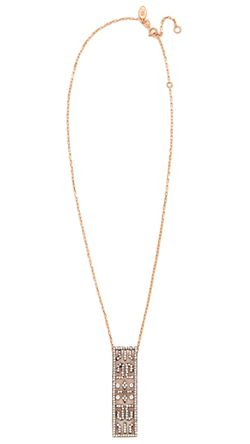 Maha Lozi Jetlag Necklace