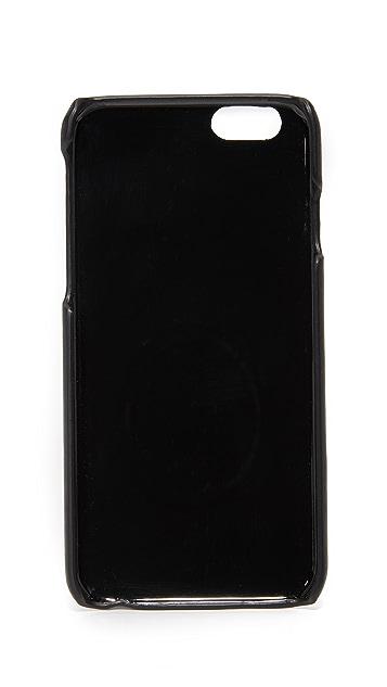 Maison Kitsune Tricolor Leather iPhone 6 / 6s Case