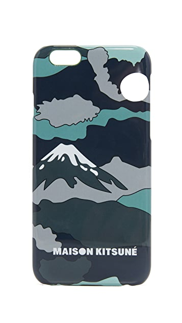 Maison Kitsune Landscape iPhone 6 / 6s Case