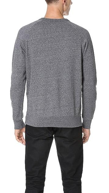 Maison Kitsune Fox Head Sweatshirt