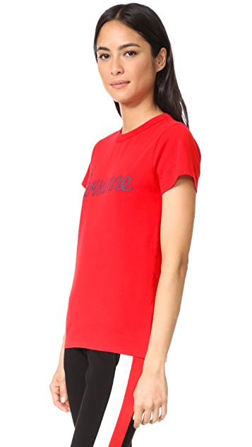 Maison Kitsune Parisienne Tee Shirt