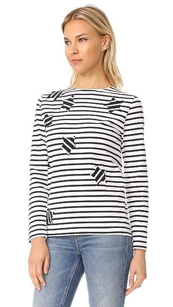 Maison Kitsune Marin Tee Shirt