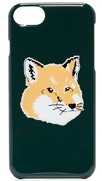 Maison Kitsune Fox Head iPhone 7 Case