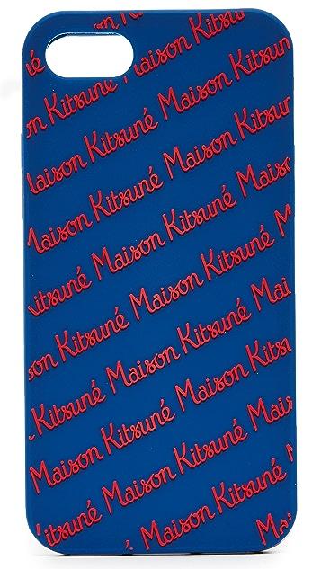 Maison Kitsune 3D Maison Kitsune iPhone 7 Case