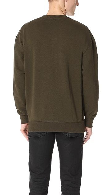 Maison Kitsune MK Camo Fox Sweatshirt