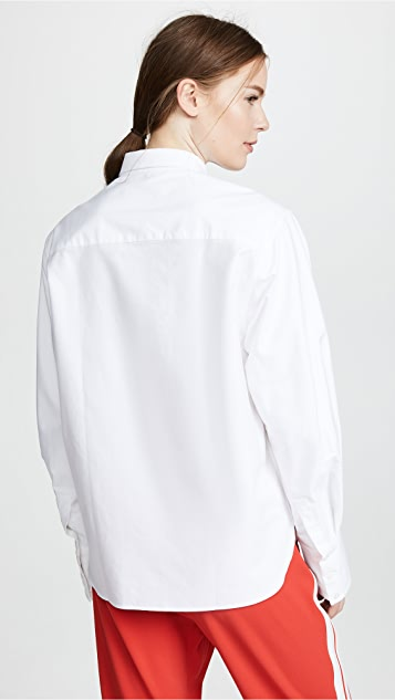 Maison Kitsune Verona Button Down Shirt