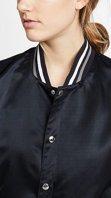 Maison Kitsune Par Rec Teddy Jacket