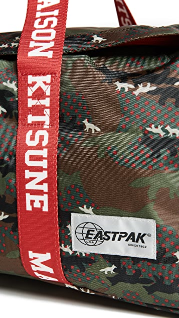 Maison Kitsune Perce Duffel Bag