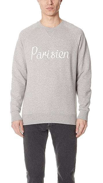 Maison Kitsune Par Perm Sweatshirt