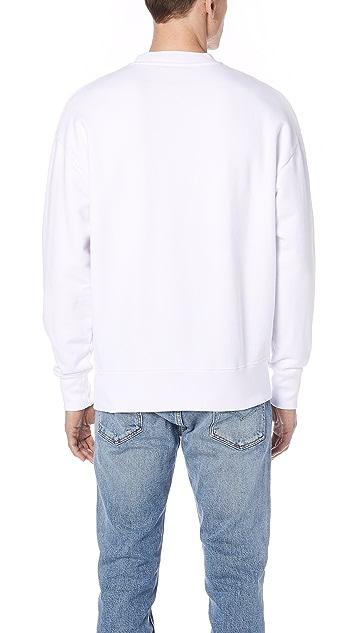 Maison Kitsune Lovebirds Sweatshirt